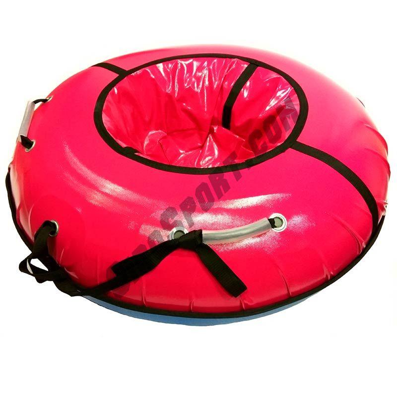 Тюбинг Профи 120 см, цвет розовый